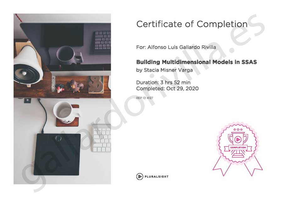 Building Multidimensional Models in SSAS